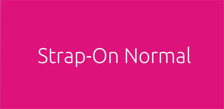 Strap-On-Normal