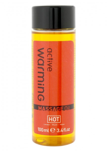 HOT MASSAGEOIL WARMING 100 ML