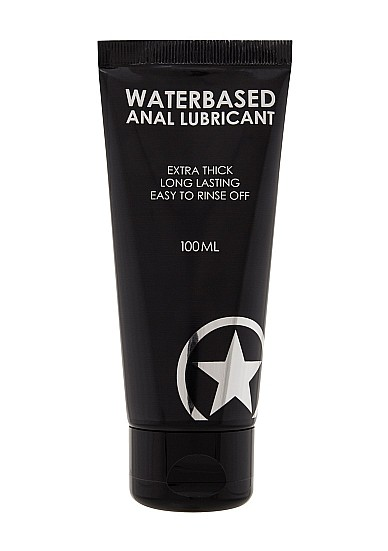 Waterbased Anal Lube - 100ml